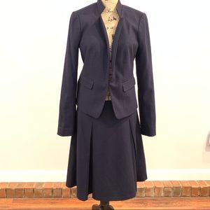 NWT The Limited Navy Suit